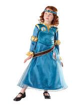 Disney Merida Brave Deluxe Costume
