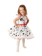 Child Dalmatians Ballerina Dress Costume
