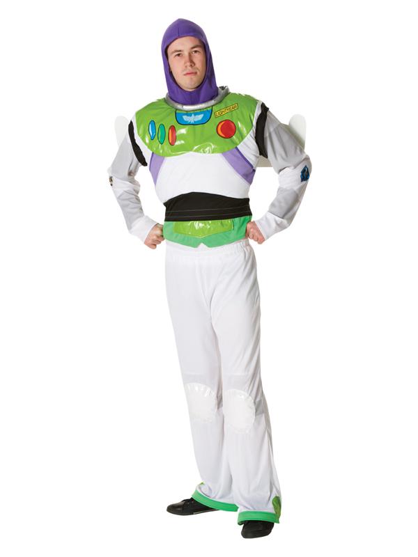 Disney Toy Story Buzz Lightyear Adult's Costume