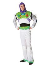 Disney Toy Story Buzz Lightyear Adult's Costume