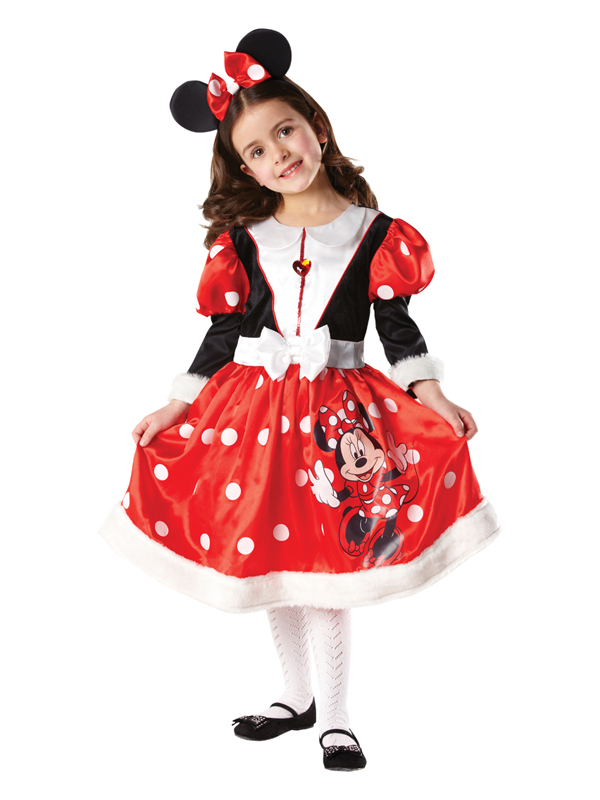 Disney Minnie Mouse Winter Wonderland Costume
