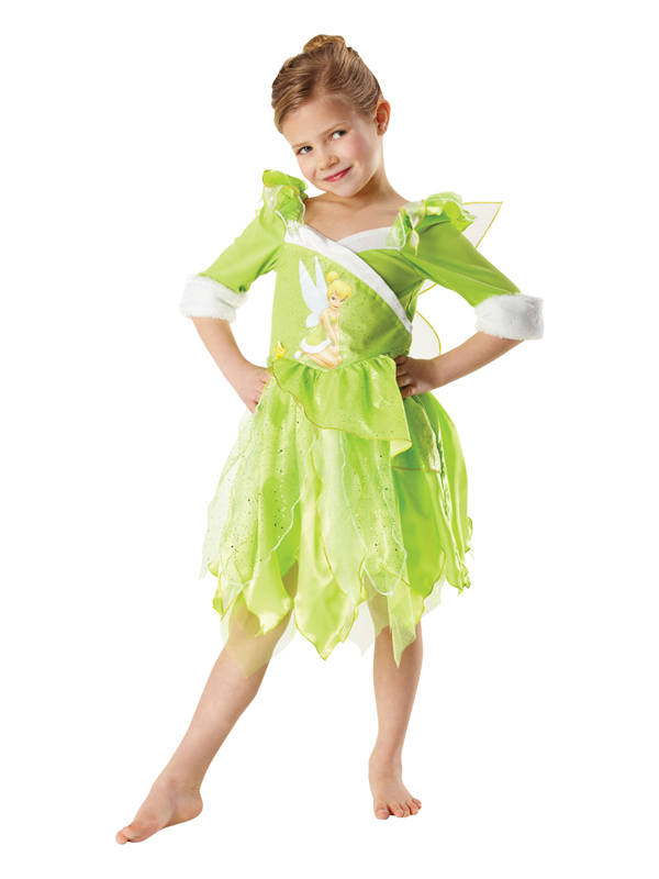 Child Winter Wonderland Tinkerbell Costume
