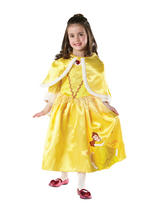 Disney Beauty and the Beast Belle Winter Wonderland Costume