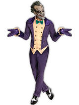 The Joker (Batman Cartoon) Men's Costume
