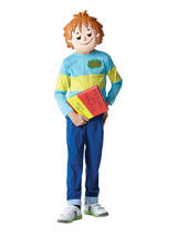 Child Boys Horrid Henry Costume