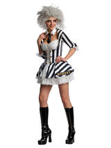 Miss Beetlejuice Ladies Costume
