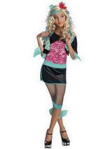 Monster High Lagoona Blue Girl's Costume