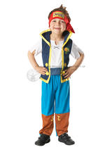 Child Jake And The Never Land Pirates Costume
