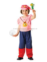 Child Izzy The Never Land Pirate Costume