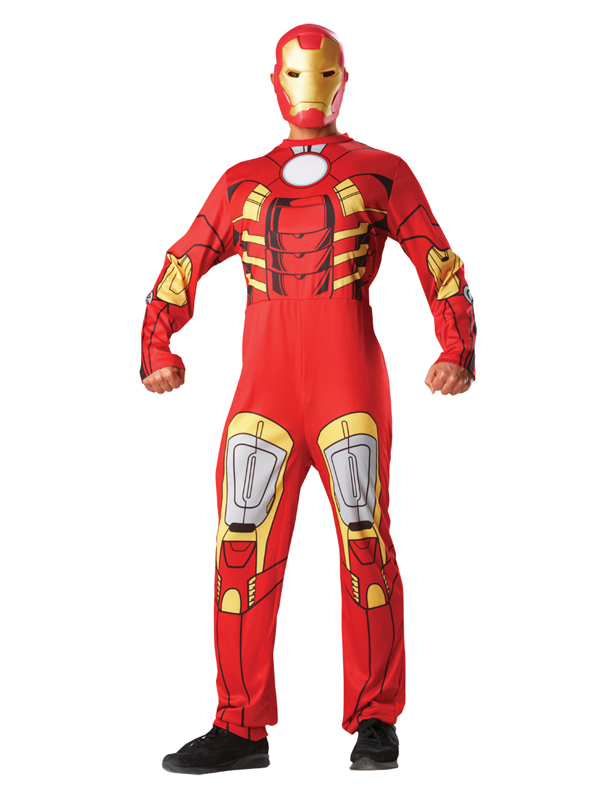 Classic Iron Man Costume