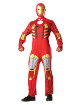 Adult's Avengers Classic Iron Man Costume