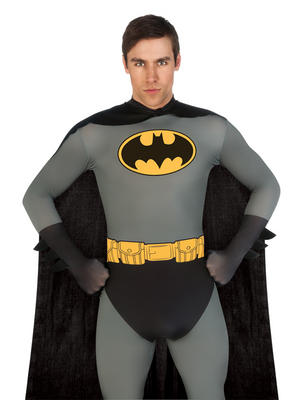 Batman 2nd Skin Men's Costume Thumbnail 2