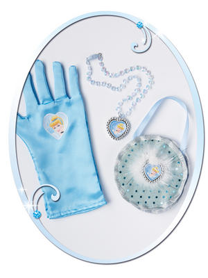 Disney Cinderella Glove and Accessory Box Set Thumbnail 1