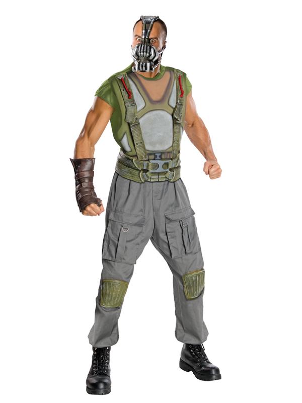 Bane (Batman) Muscle Chest Men's Costume
