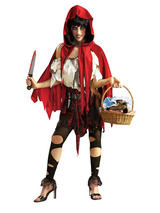 Dead Riding Hood Costume