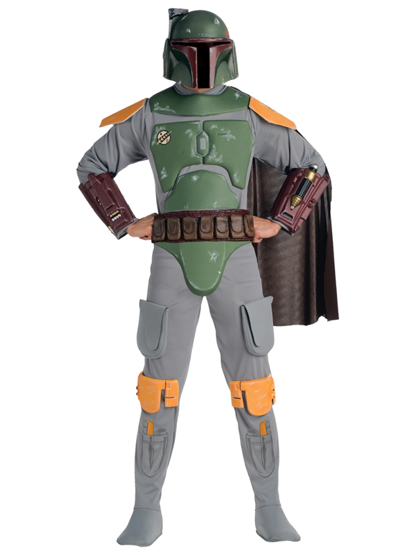 Star Wars Boba Fett Deluxe Adult's Costume