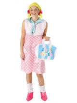 Andy Pandy Looby Loo Ladies Costume