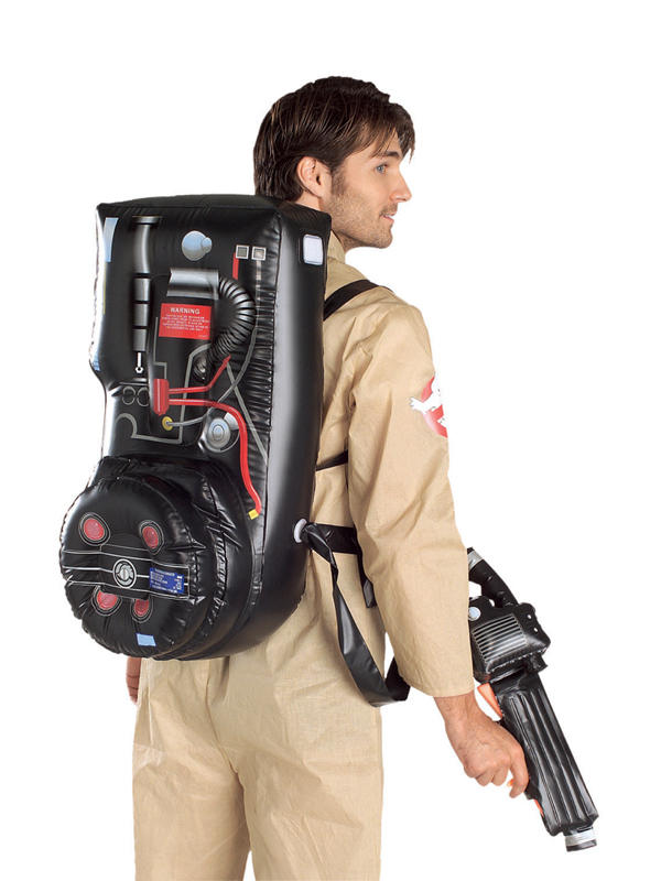 Ghostbusters Men's Costume with Proton Pack Thumbnail 4
