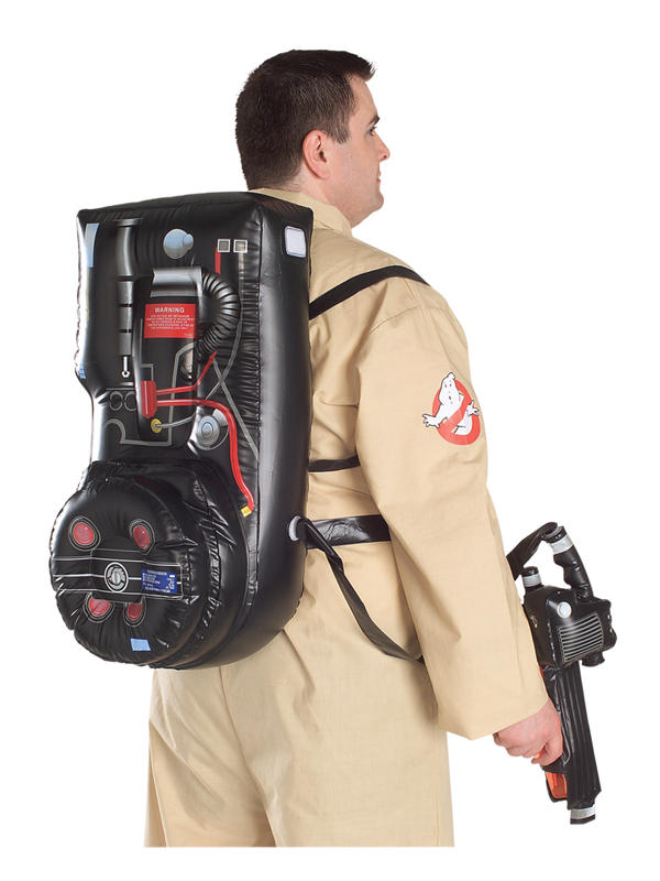 Ghostbusters Men's Costume with Proton Pack Thumbnail 3