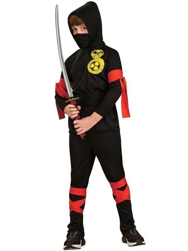 Child Ninja Costume