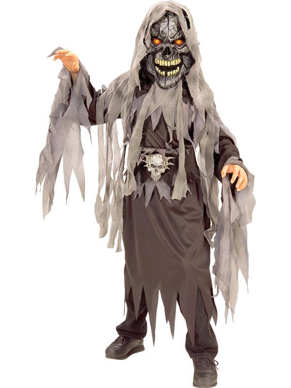 Child Evil Eye Skull Costume