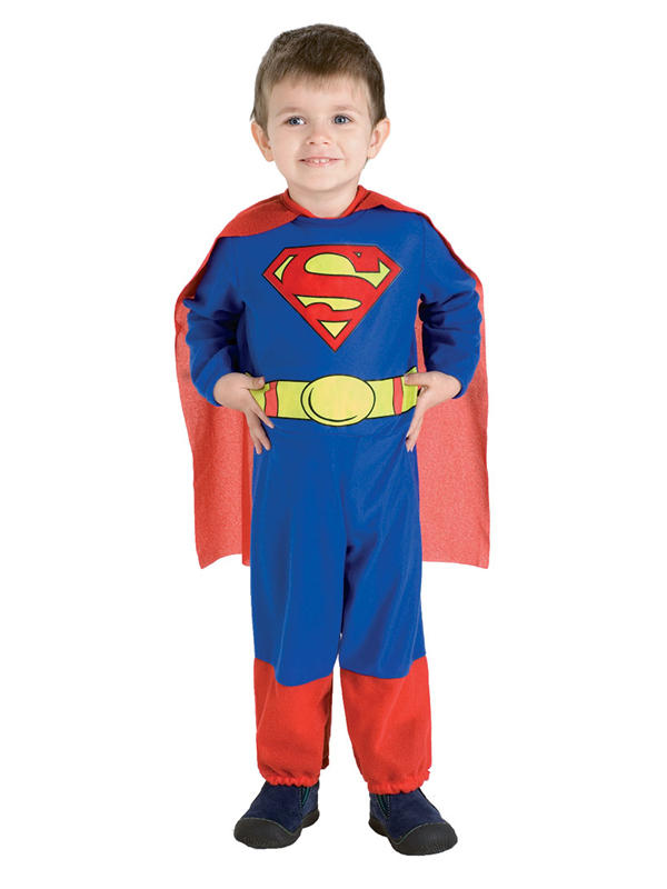 Superman Boy's And Toddler Costume Thumbnail 2