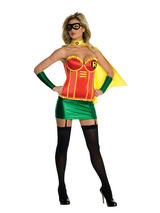 Robin (Batman) Ladies Sexy Costume