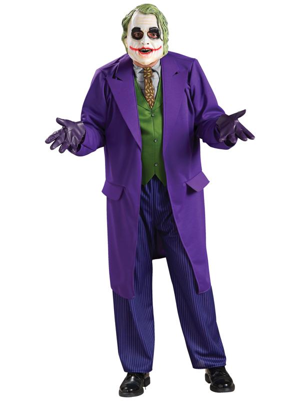 The Joker Deluxe Costume