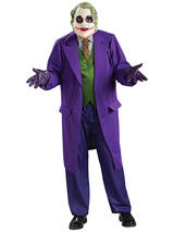 Adult's The Joker (Batman) Official Deluxe Costume