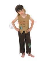 Victorian Urchin Oliver Twist