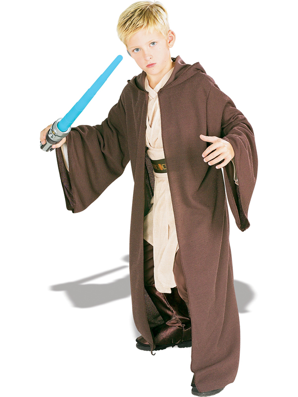 Star Wars Jedi Deluxe Boy's Robe