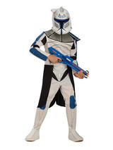 Star Wars Clone Trooper Captain Rex Costume