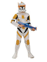 Star Wars Clone Trooper Commander Cody Costume