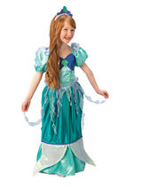 Disney Little Mermaid Ariel to Cinderella Platinum Reversible Costume