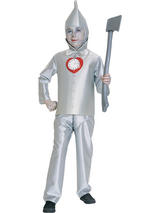 Wizard of Oz Tin Man Boy's Costume