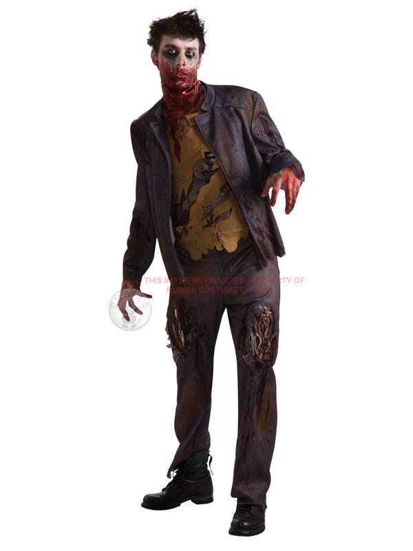 Zombie Shawn Costume