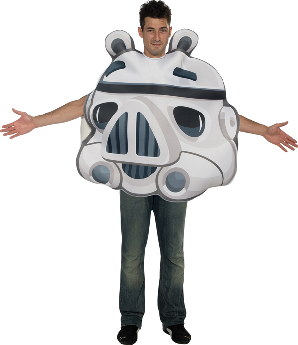 Star Wars Stormtrooper Angry Bird Men's Costume