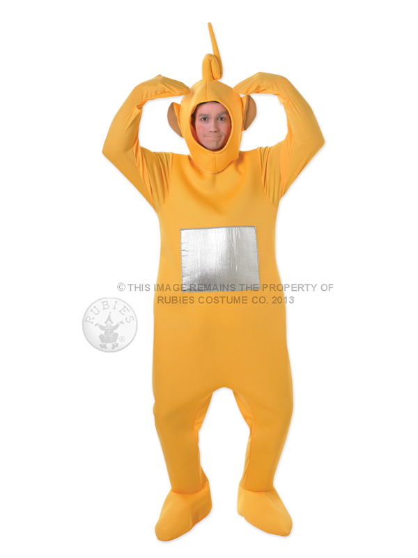 Teletubbies Yellow La La Costume
