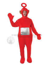 Teletubbies Red Po Costume