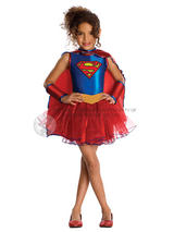 Child Supergirl Tutu Costume