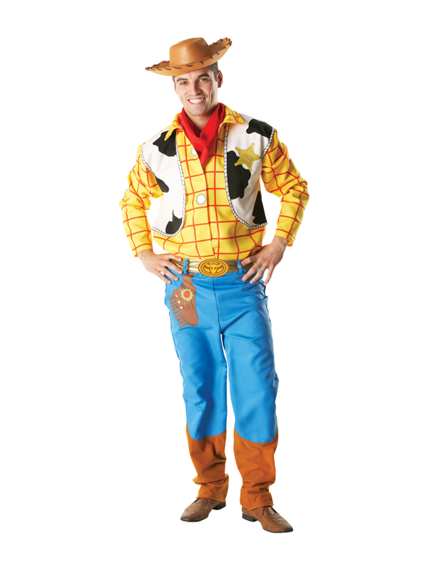 Toy Story Woody Costume & Hat