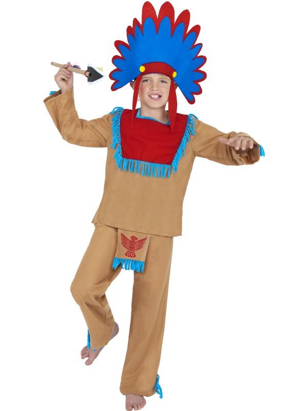 Childrenu0027s Indian Boy Costume  sc 1 st  Plymouth Fancy Dress! & Childrenu0027s Indian Boy Costume | Plymouth Fancy Dress Costumes and ...