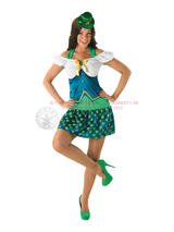 Miss Leprechaun Irish Costume