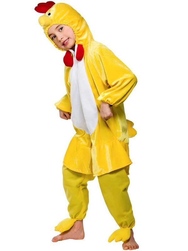 Child Yellow Chick Costume