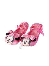 Disney Minnie Mouse Pink Ballet Pumps