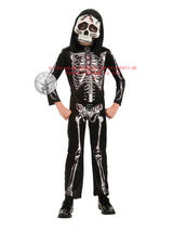 Skeleton Boy Costume