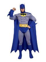 Batman Muscles Costume