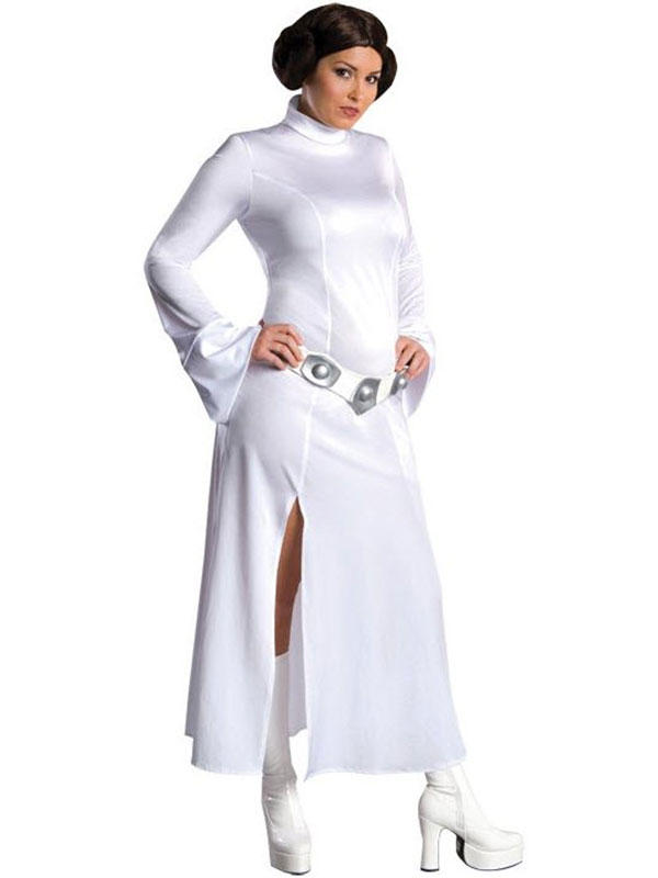 Star Wars Princess Leia Sexy Costume Thumbnail 1
