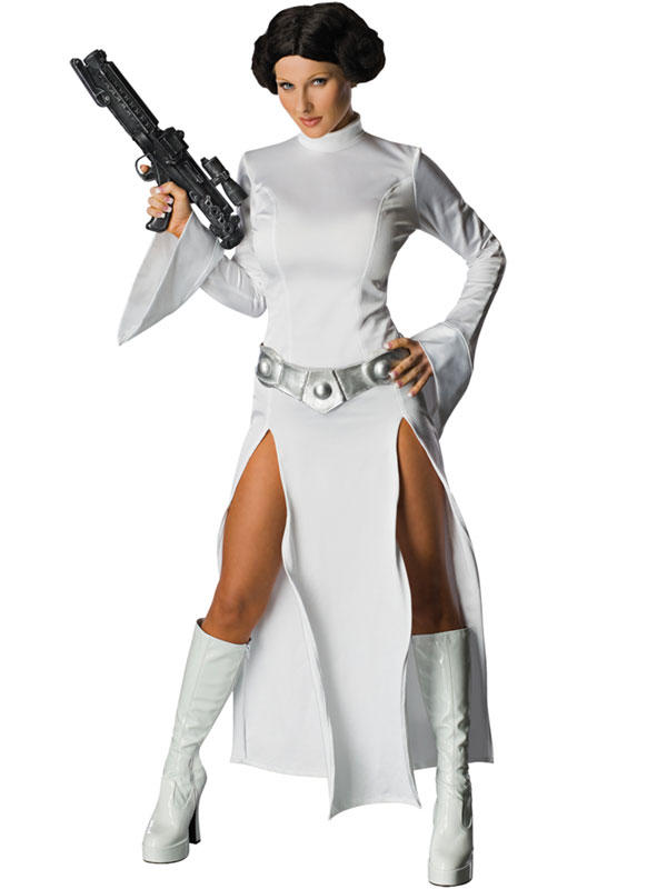 Star Wars Princess Leia Sexy Costume Thumbnail 3