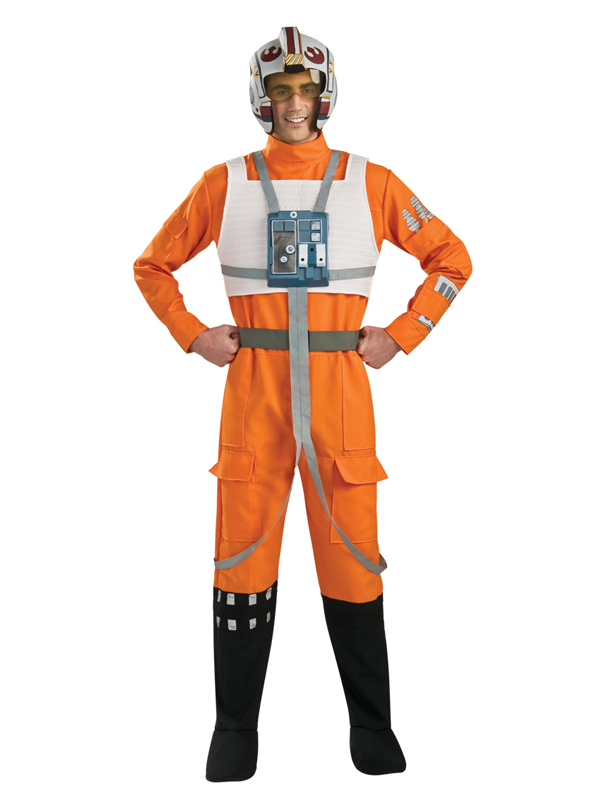 Star Wars X-Wing Pilot Adult's Costume